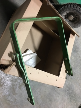 John Deere hood guard - for 80 loader