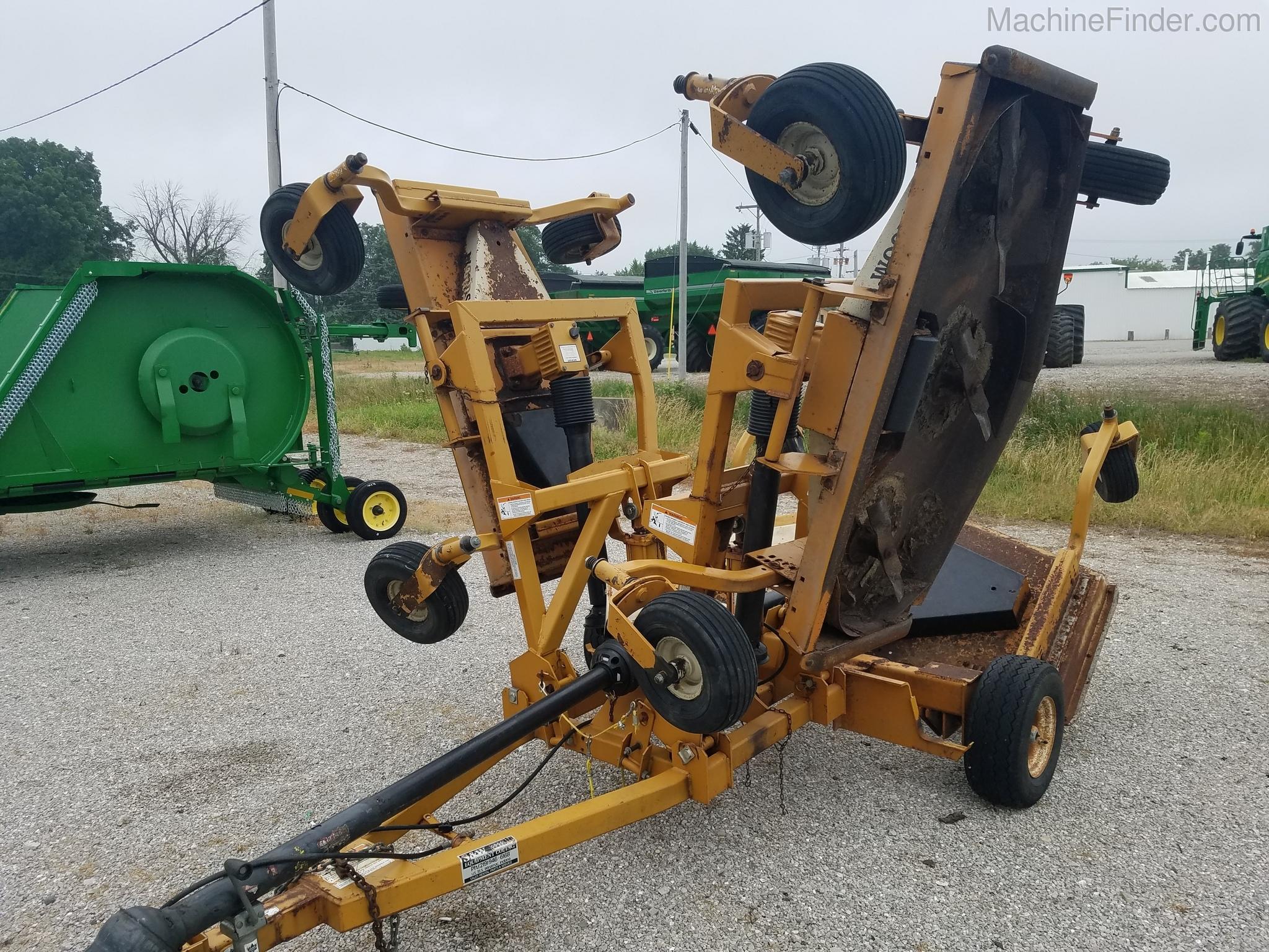 Woods 9180-2 - Attachments for Lawn & Garden Tractors - John Deere ...