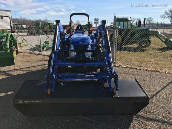 New Holland WM60