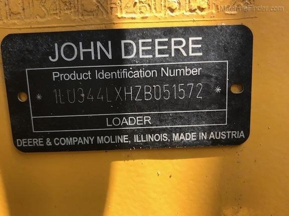 Pre-Owned John Deere 344L in Fort Myers, FL Photo 12