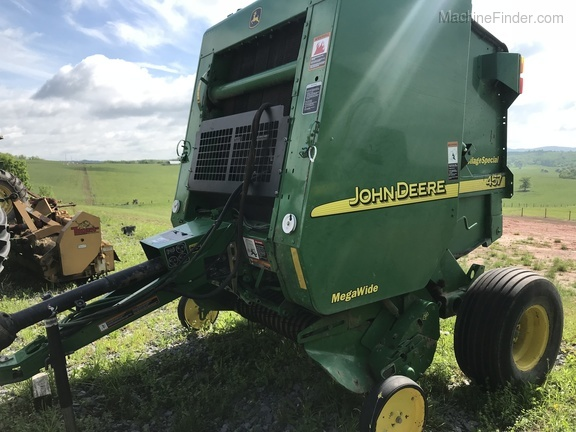 2005 John Deere 457 Silage Special - Round Balers