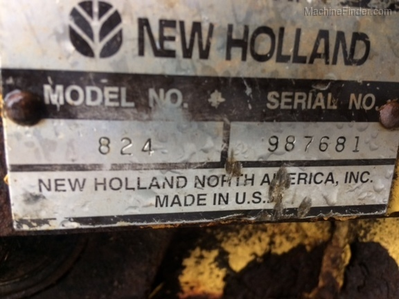2004 New Holland FP230
