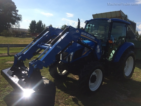 2014 New Holland Powerstar T4.75