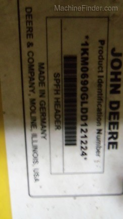 2013 John Deere 690