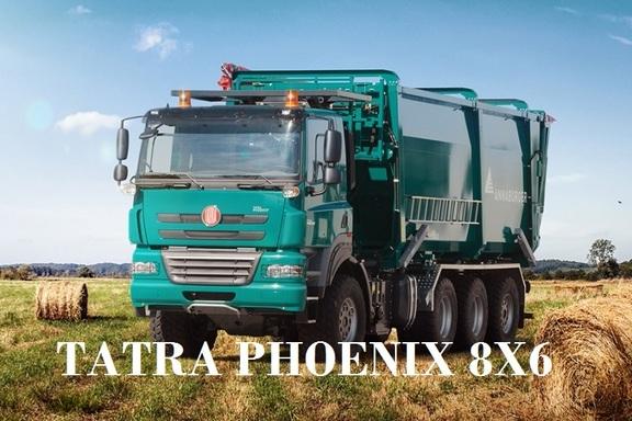 Other TATRA- PHOENIX 8X6