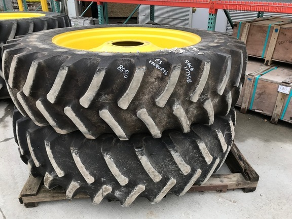 John Deere FS 480/80R46 - triple set
