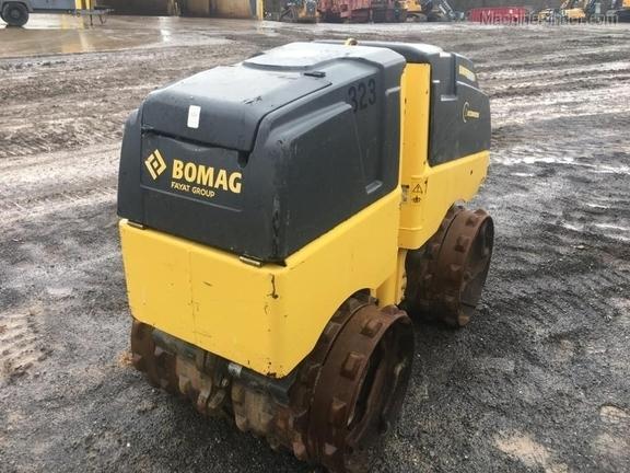 Bomag BMP8500