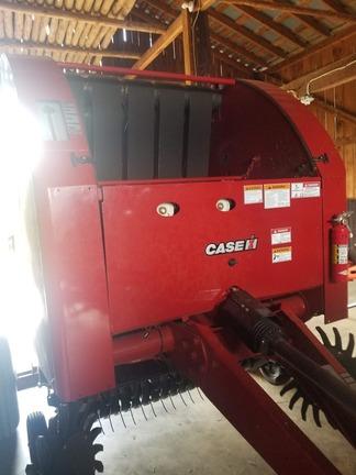 2018 Case IH RB455A Image 2