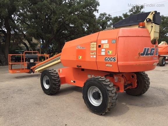 2005 JLG 600S