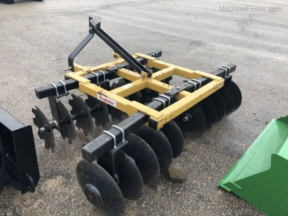 King Kutter DISK HARROW