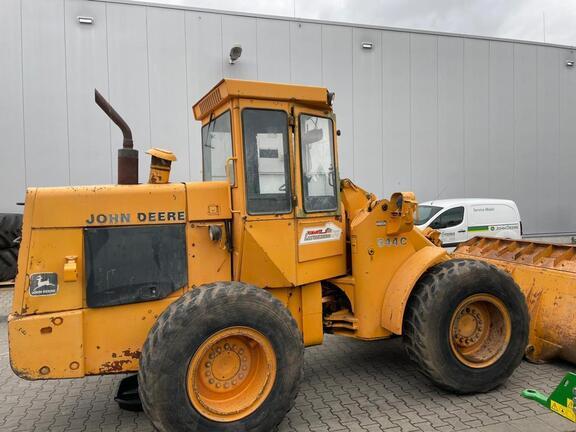 John Deere 544C
