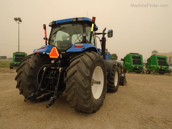 2009 New Holland T7060