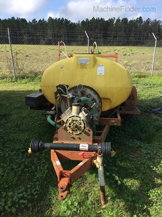 2005 Lewis Brothers House Washer