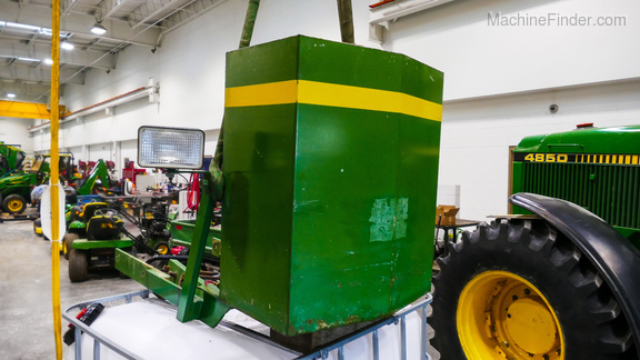 1989 Custom 40 Gallon Front Fuel Tank from JD 4850-0
