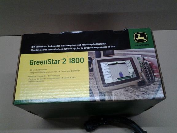 John Deere Greenstar 1800