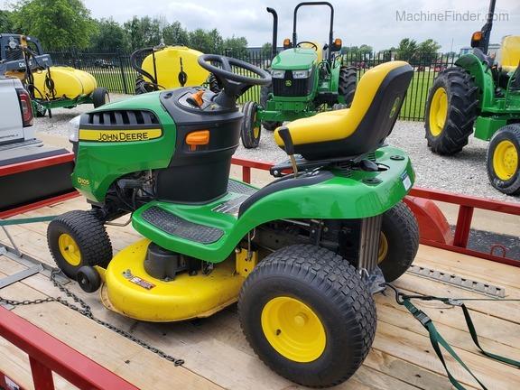 2013 John Deere D105 - Lawn & Garden Tractors - Springdale, AR