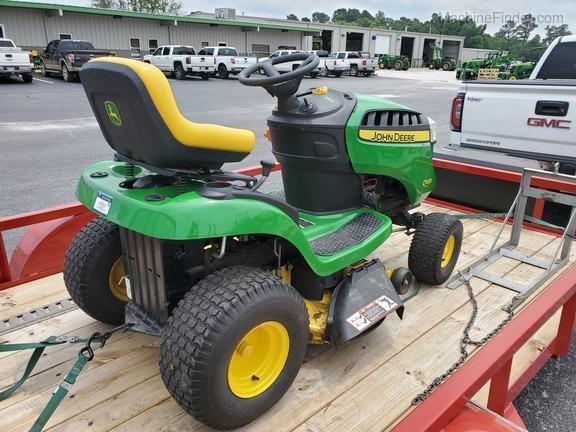2013 John Deere D105 - Lawn & Garden Tractors - Springdale