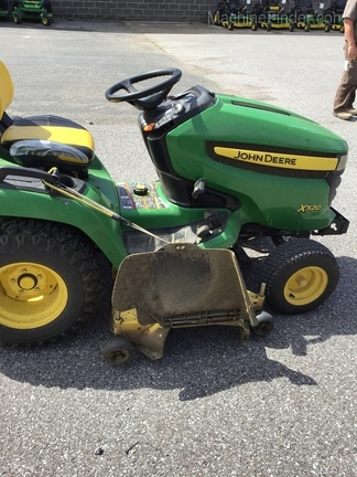 Photo of 2007 John Deere X520