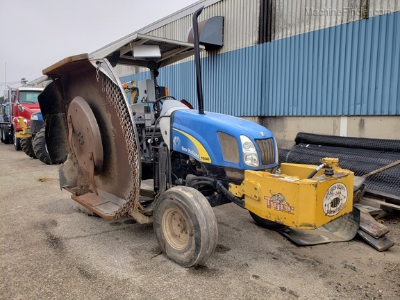 2008 New Holland T5040 Image 1