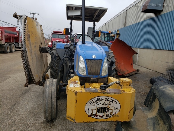 2008 New Holland T5040 Image 2
