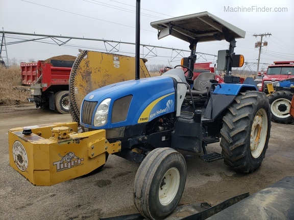 2008 New Holland T5040 Image 3