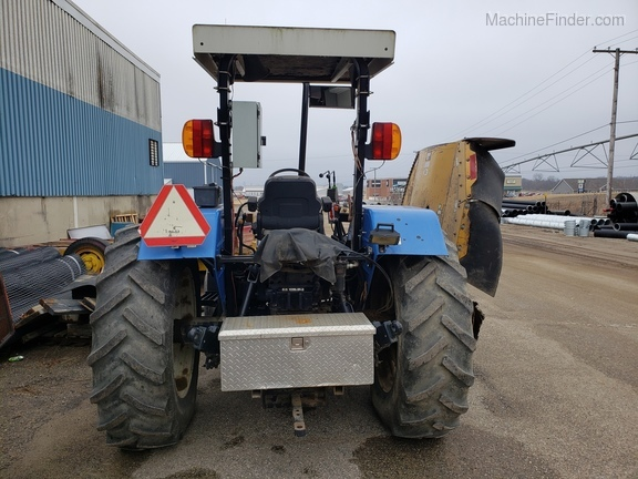 2008 New Holland T5040 Image 5