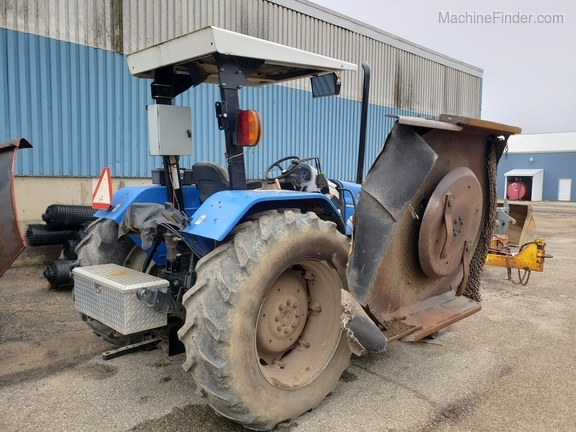 2008 New Holland T5040 Image 6