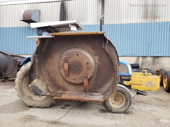 2008 New Holland T5040 Image 7