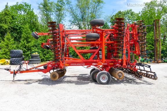 2012 Kuhn Krause 8000-40-5