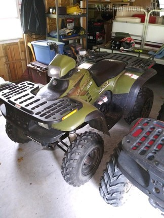 1999 Polaris Sportsman 335 Image 1