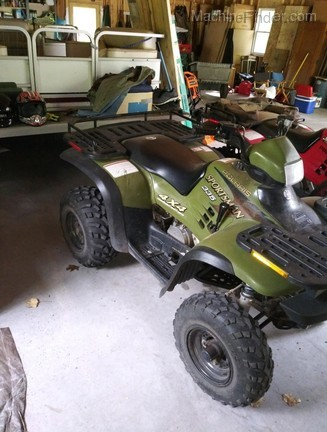 1999 Polaris Sportsman 335 Image 2