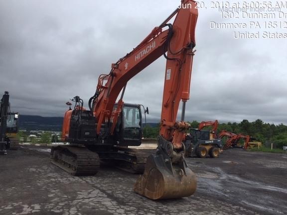 2017 Hitachi ZX245USLC - Excavators - John Deere MachineFinder