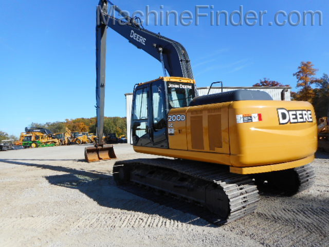 2007 John Deere 200d Lc Excavators John Deere Machinefinder