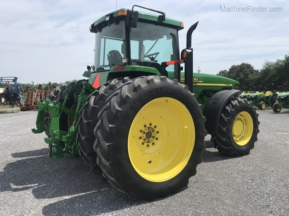 Photo of 2000 John Deere 8410