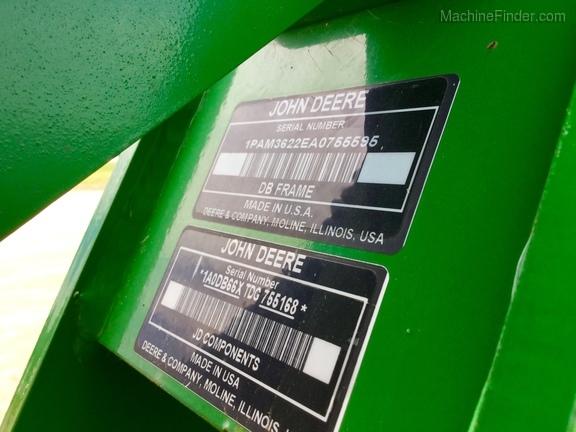2014 John Deere DB66
