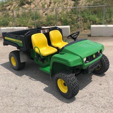 2019 John Deere TX 4X2-0