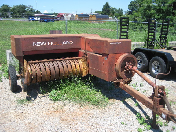 New Holland 311