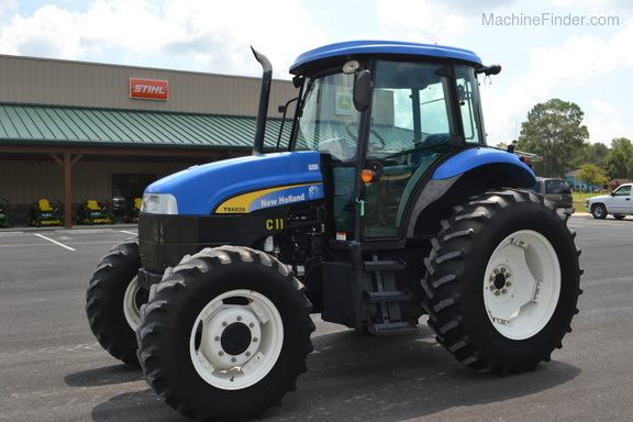 2012 New Holland TS6020