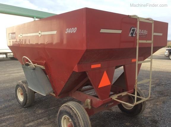 EZ-Trail 3400 - Grain Carts - Martinsburg, PA