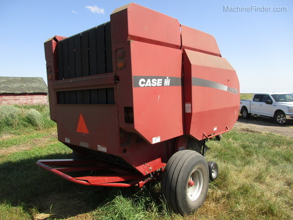 Leading Edge - Case IH RBX563 2007