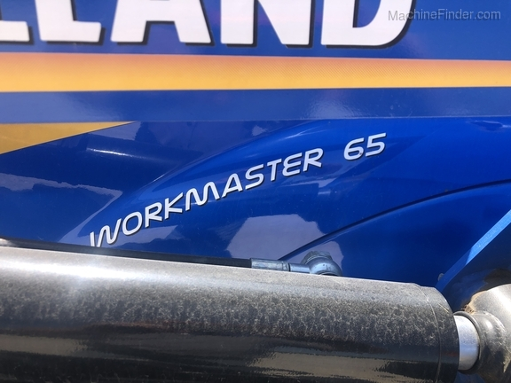 2019 New Holland Workmaster 65 Image 9