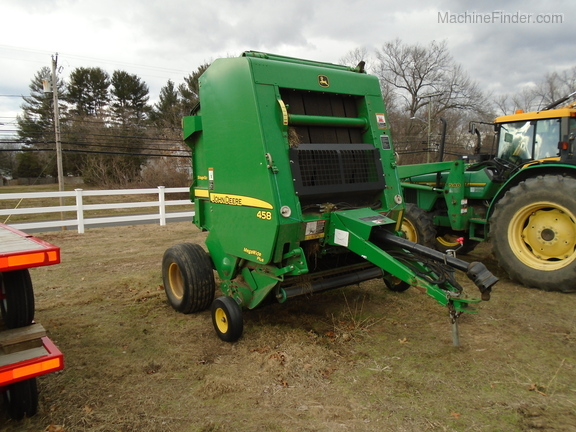 2012 John Deere 458 Silage Special Image 1