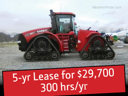 Case IH 350 Rowtrac