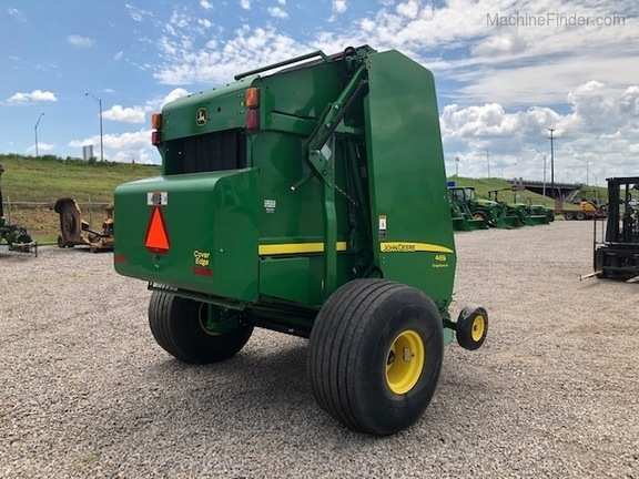 2013 John Deere 469 Silage Special - Round Balers - Fort