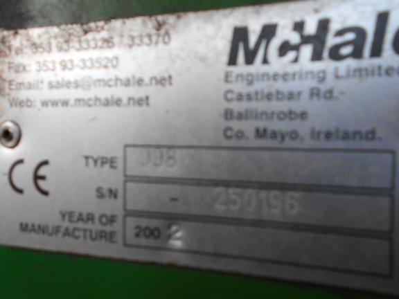 McHale 998