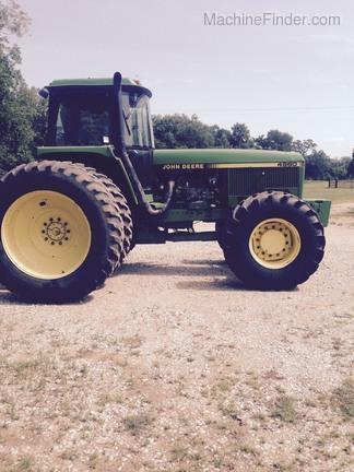 1993 John Deere 4960
