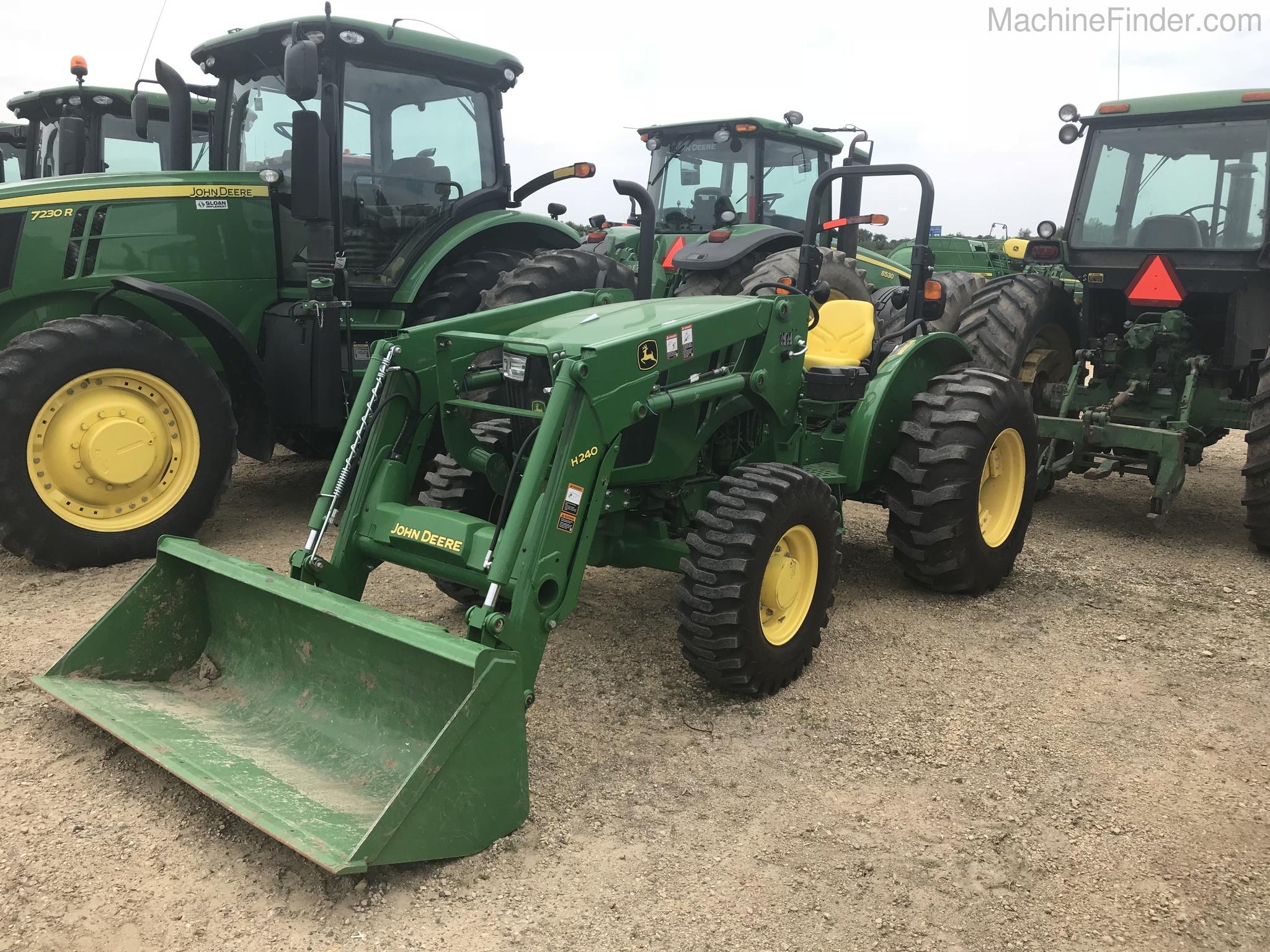 john deere 5055e utility tractors for sale 98658 rh sloans com John Deere 5085M John Deere 5055E Engine