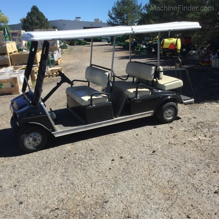 2012 Club Car Villager