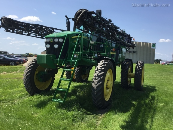 2011 John Deere 4730 - Self-Propelled Sprayers - Minnesotalake