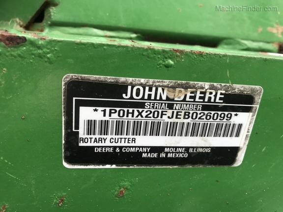 Photo of 2014 John Deere HX20